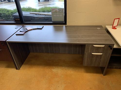 Newport Gray Desk