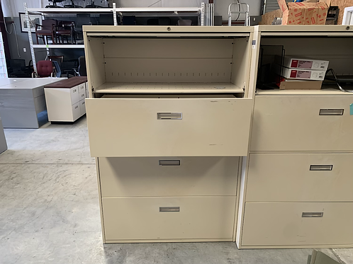 Steelcase Lateral Cabinet