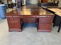 Used Desks and Credenzas