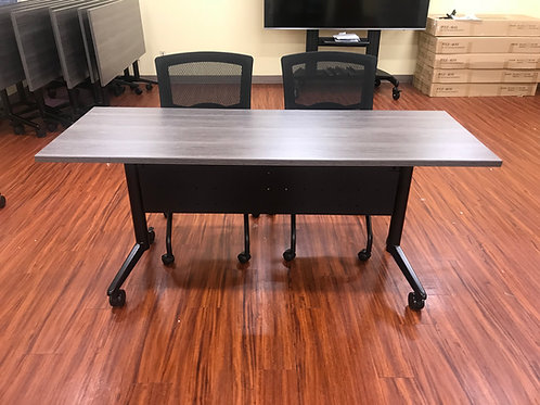 """66"""" x 24""""Flip Front Table"""