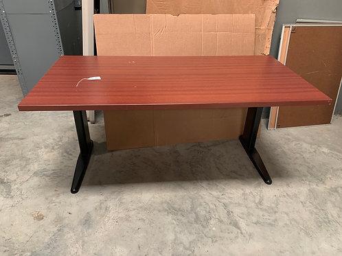 Mahogany 60 x 30 desk