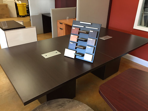 8' Cube Base Conference Table