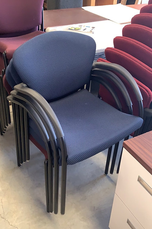 Blue Guest Chairs