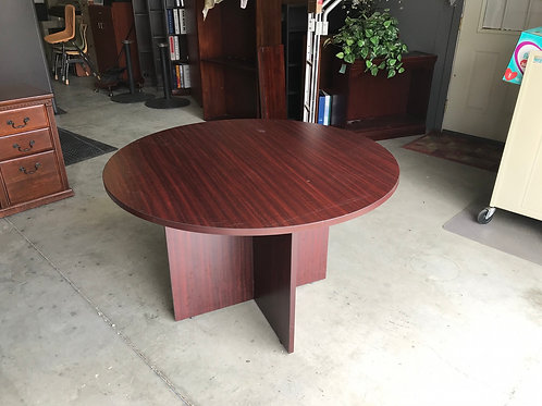 "Used 48"" Round Table QTY 2"