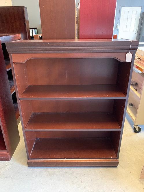 """48"""" Mahogany Bookcase"""