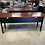 Thumbnail: Used Mahogany Colored Training table