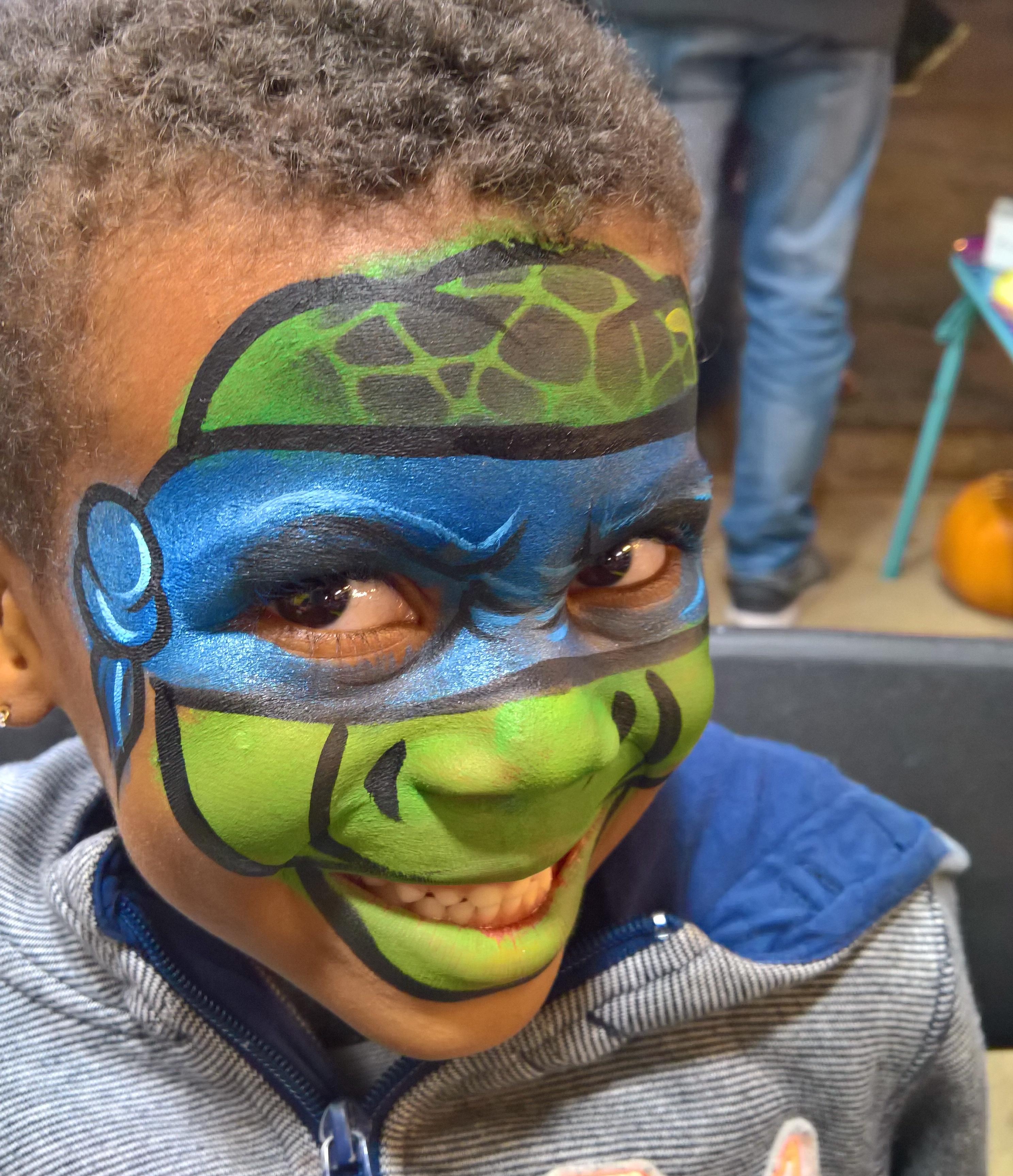lil Leonardo Turtle