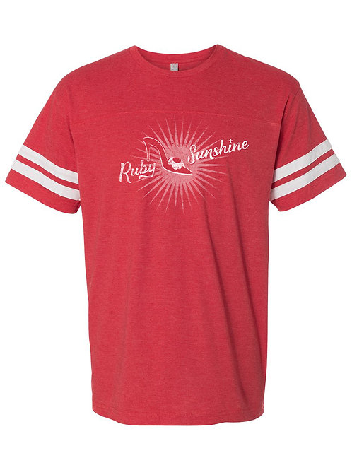 Ruby Sunshine RSC Team Shirt - Bloody Mary Boss