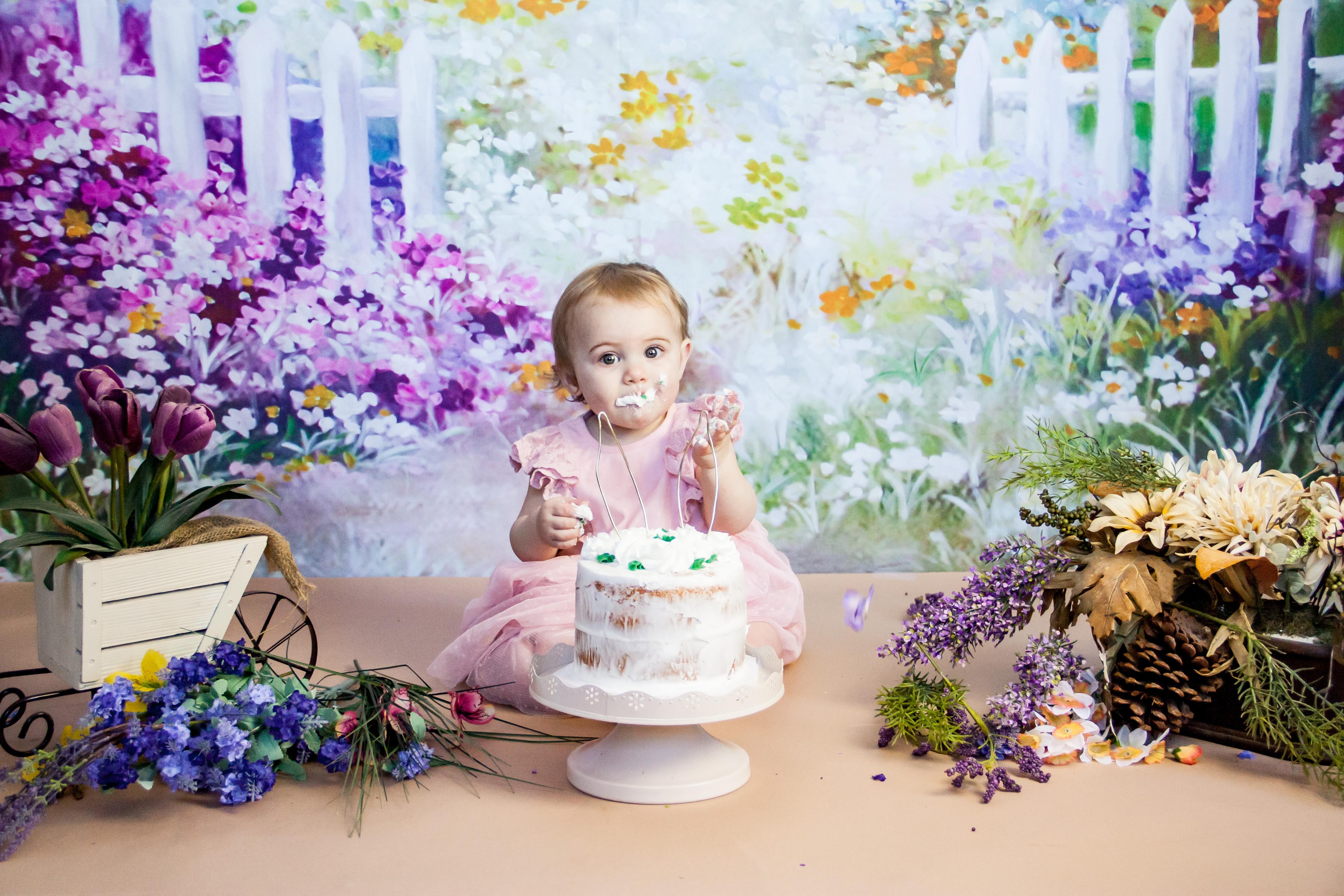 Cake Smash/In Home Studio