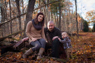 Fall Trails Family