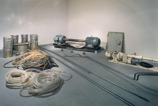 Beuys Joseph, Honigpumpe am Arbeitsplatz, 1977