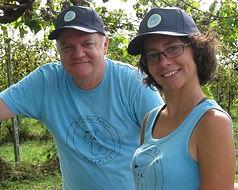 Giovanni e Lisa Mabilia Staff Asino Felice