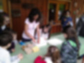 Creazione biscotti per gli asini