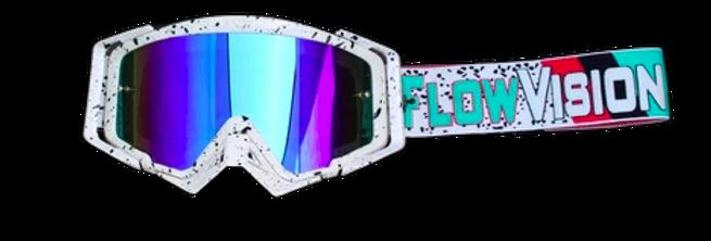 Gafas Motocross Flowvision Splatter