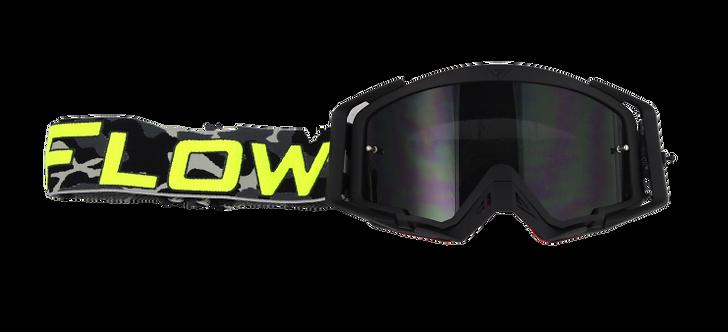 Rythem Motocross Goggles CAMO/FLOW