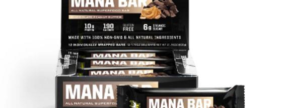 Mana Superfood Bar 12 Pack