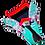 Thumbnail: Gafas Motocross Flowvision Splatter
