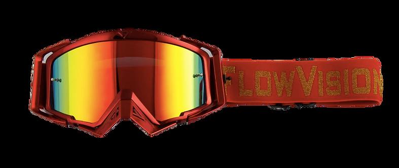 Gafas motocross FlowVision Lava