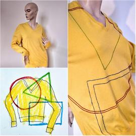 upcycled shirt