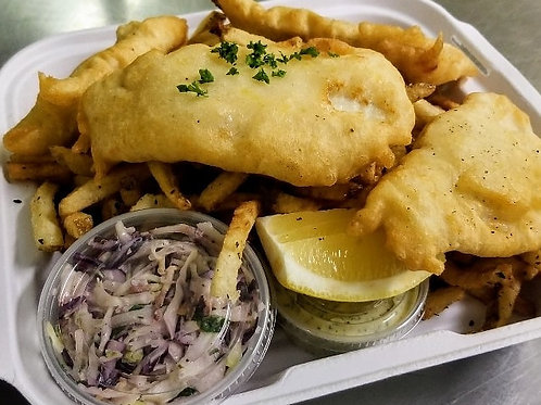 Mother's Day Fish 'n Chips: 1 piece  (SUNDAY MAY 9 4:45-6:00 IS BOOKED)