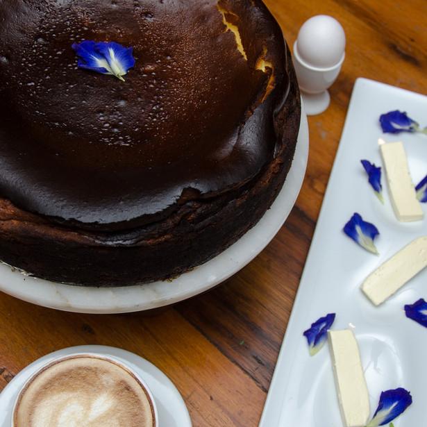desserts at Hestia