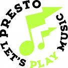 Presto Logo
