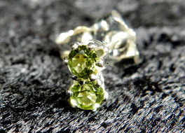 Hunting for peridot EVERYWHERE, the birthstone for August