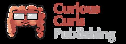 Curious Curls Publishing Logo