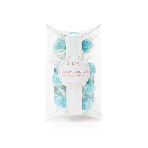 Mini-Me Pack: Sweet+Single Candy Scrub - Ocean Mist