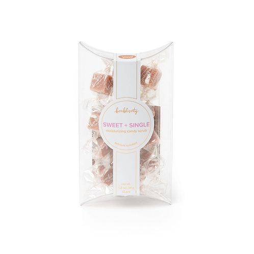 Mini-Me Pack: Sweet+Single Candy Scrub - Vanilla Brown Sugar