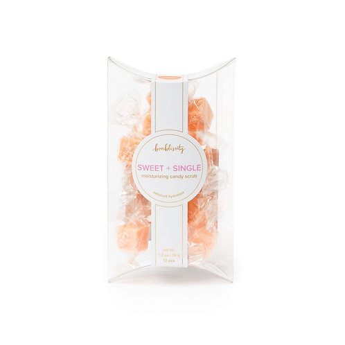 Mini-Me Pack: Sweet+Single Candy Scrub - Sweet Satsuma