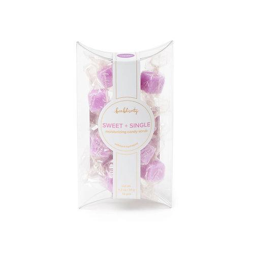 Mini-Me Pack: Sweet+Single Candy Scrub - Lavender Luxury