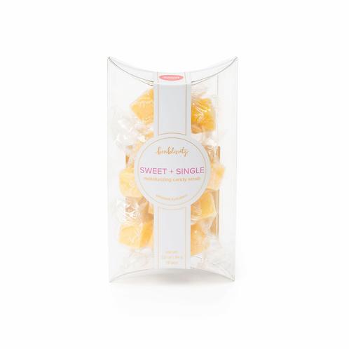 Mini-Me Pack: Sweet+Single Candy Scrub - Mango Sorbet