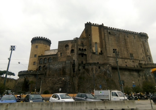 Fort near Ferry