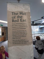 The Hall of the Red Earl