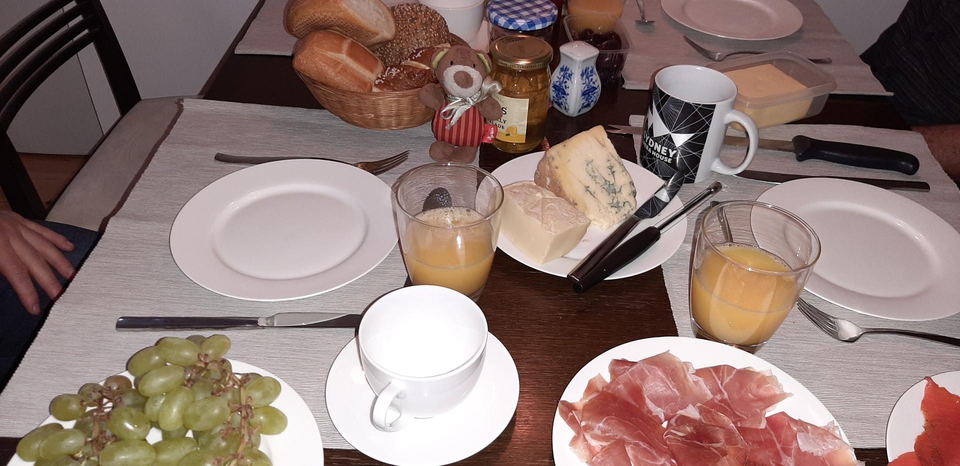 Breakfast berlin style