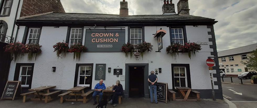 The Pub next door