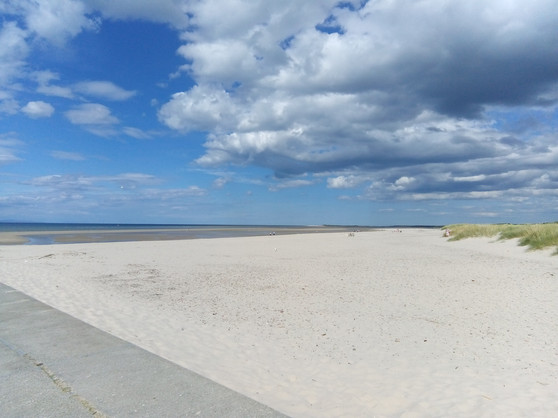 Beach at Nairn