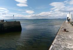 Dock in Nairn