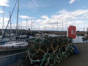 Nairn Boatyard