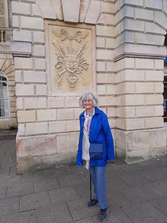Sue in Town Center