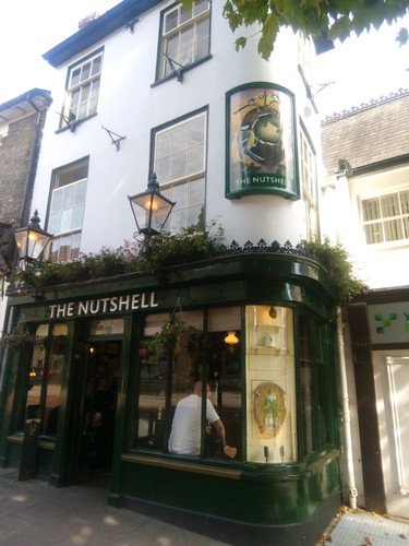 Smallest Pub in England