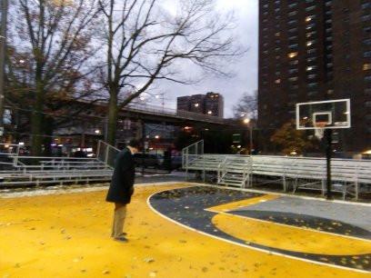 Not a basket ball fan
