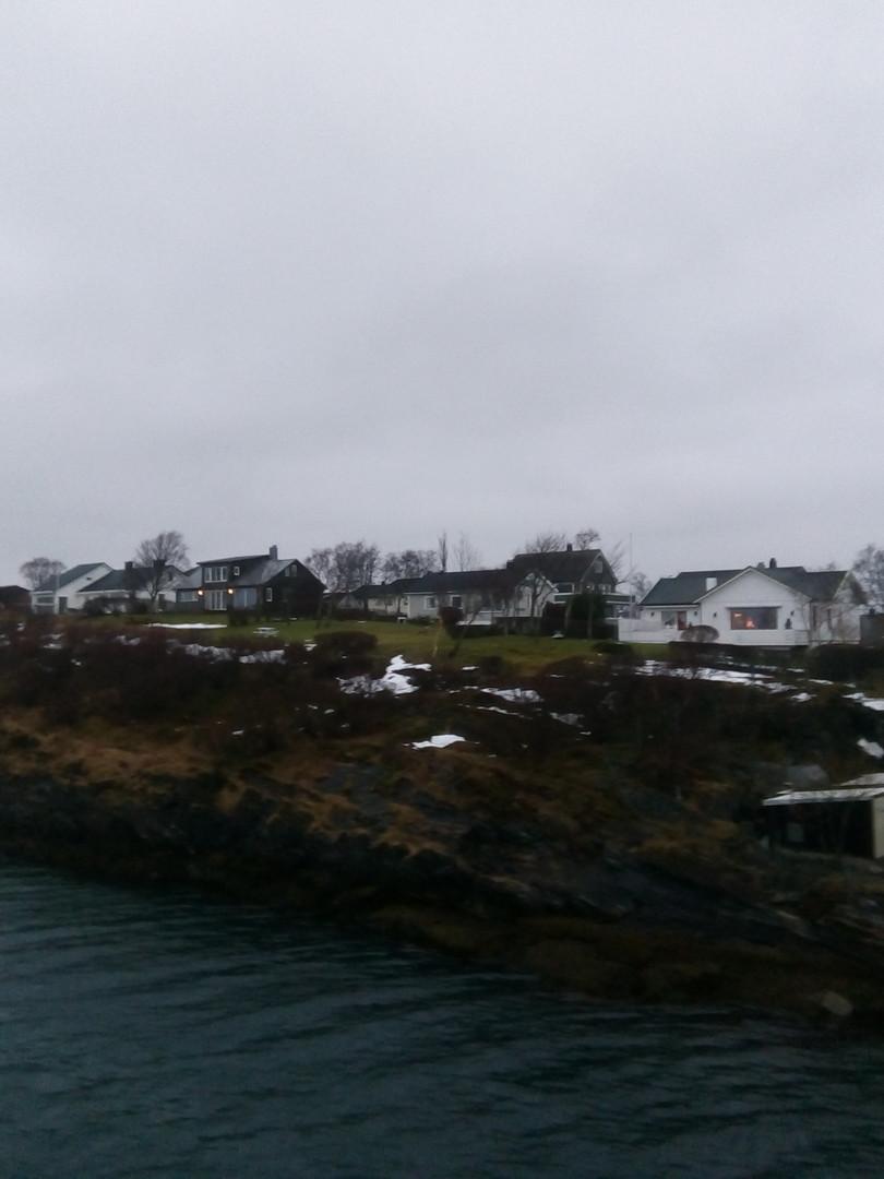 Return to Bergen