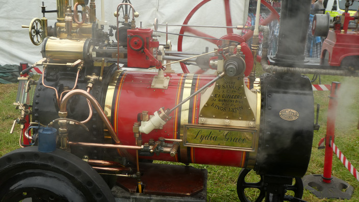 A Steam Engine