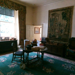 Agathas bedroom