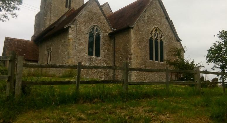 The Church where the boys are warden's