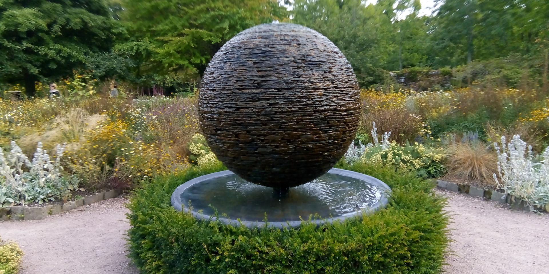 The Cawdor Sphere by Scottish Artist James Parker