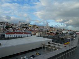 Lisbon Her e we Come!