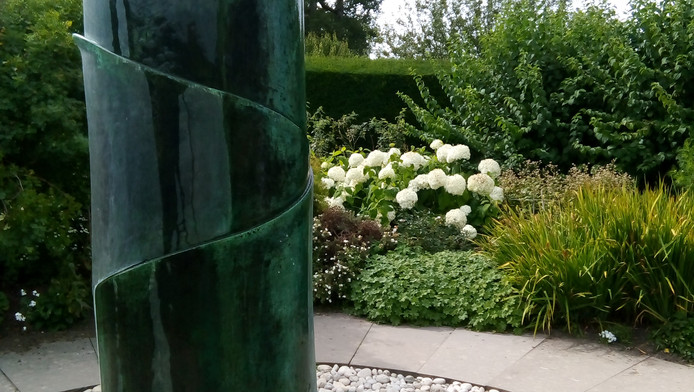 The Bronze Fountain